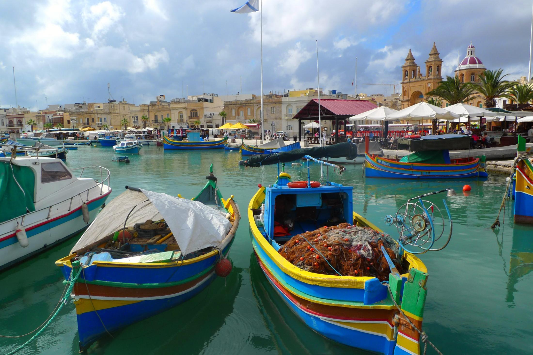 Malta koorreis 2019