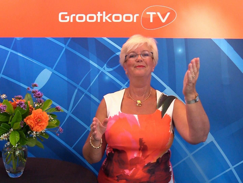 Grootkoor TV foto 2