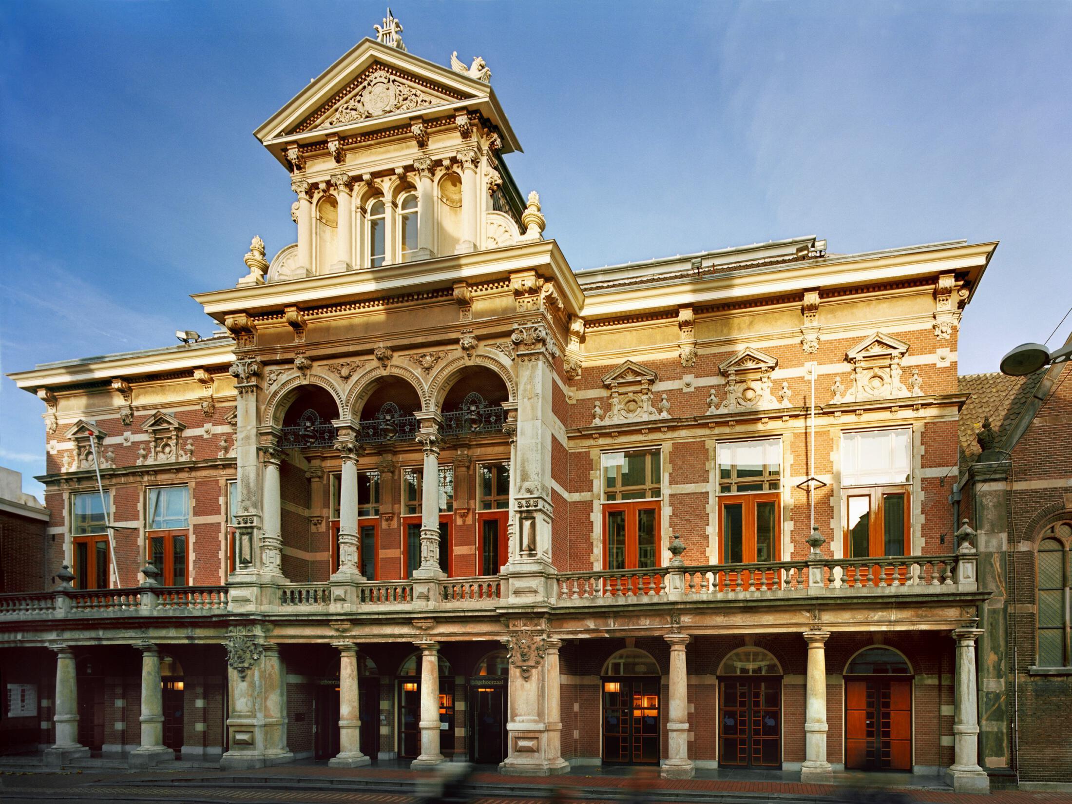 Leiden website